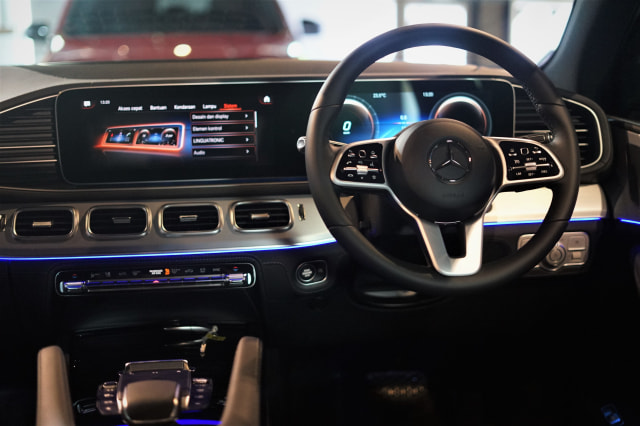 Mercedes-Benz GLE Coupe Terbaru Meluncur, Ada Varian AMG (13455)