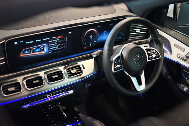 Mercedes-Benz GLE Coupe Terbaru Meluncur, Ada Varian AMG (13452)