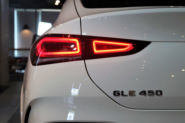 Foto: Lebih Dekat dengan 2 Mercedes-Benz GLE Coupe Terbaru (27274)
