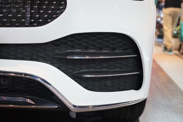 Foto: Lebih Dekat dengan 2 Mercedes-Benz GLE Coupe Terbaru (27270)