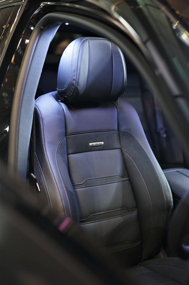 Foto: Lebih Dekat dengan 2 Mercedes-Benz GLE Coupe Terbaru (27294)