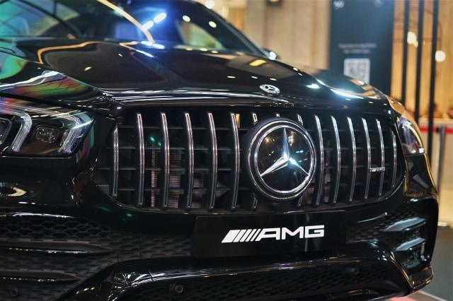 Foto: Lebih Dekat dengan 2 Mercedes-Benz GLE Coupe Terbaru (27287)