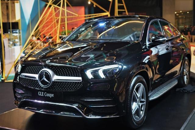 Mercedes-Benz GLE Coupe Terbaru Meluncur, Ada Varian AMG (13457)