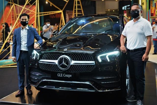 Mercedes-Benz GLE Coupe Terbaru Meluncur, Ada Varian AMG (13446)