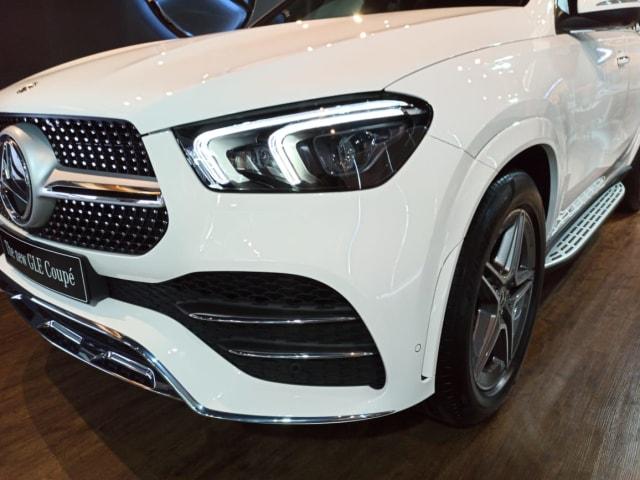 Foto: Lebih Dekat dengan 2 Mercedes-Benz GLE Coupe Terbaru (27268)