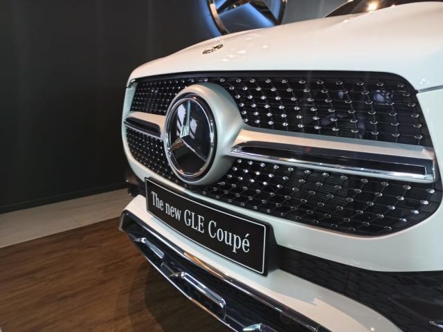 Foto: Lebih Dekat dengan 2 Mercedes-Benz GLE Coupe Terbaru (27267)