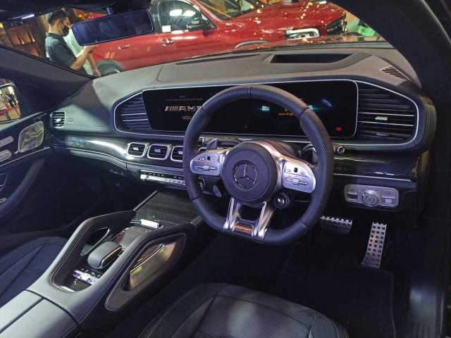 Foto: Lebih Dekat dengan 2 Mercedes-Benz GLE Coupe Terbaru (27290)