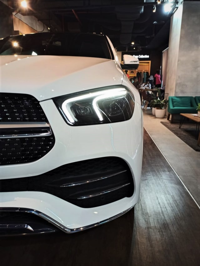 Foto: Lebih Dekat dengan 2 Mercedes-Benz GLE Coupe Terbaru (27265)