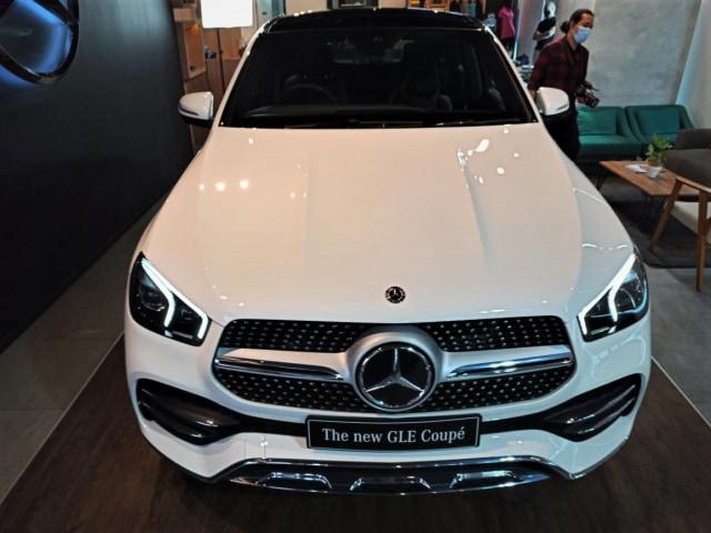 Foto: Lebih Dekat dengan 2 Mercedes-Benz GLE Coupe Terbaru (27260)