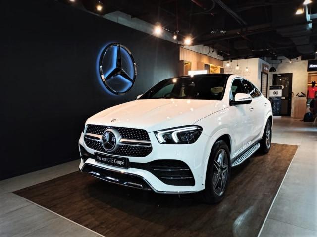 Mercedes-Benz GLE Coupe Terbaru Meluncur, Ada Varian AMG (13445)