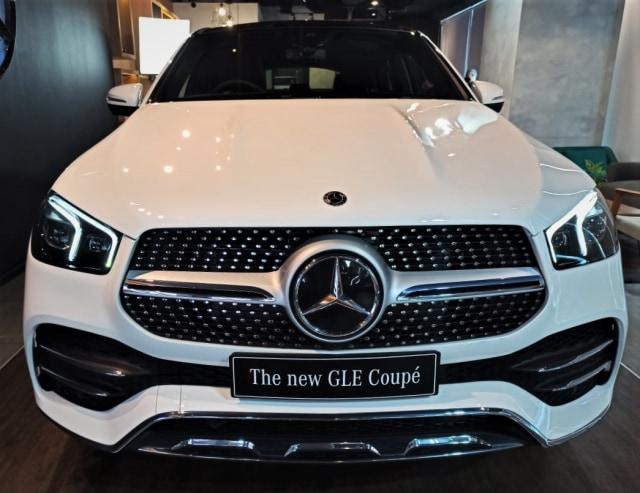 Foto: Lebih Dekat dengan 2 Mercedes-Benz GLE Coupe Terbaru (27259)