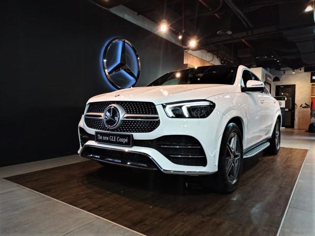 Foto: Lebih Dekat dengan 2 Mercedes-Benz GLE Coupe Terbaru (27262)