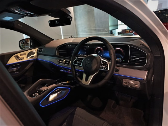Foto: Lebih Dekat dengan 2 Mercedes-Benz GLE Coupe Terbaru (27278)