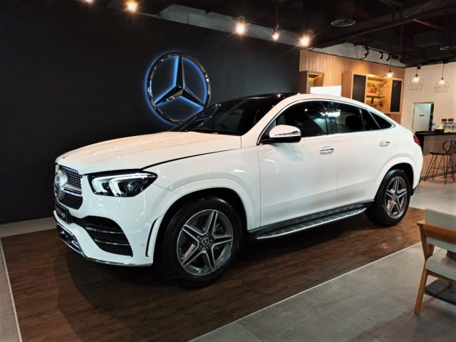 Mercedes-Benz GLE Coupe Terbaru Meluncur, Ada Varian AMG (13460)