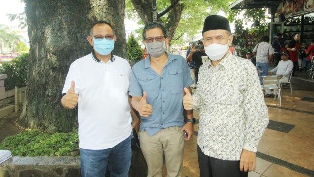 5 Tokoh yang Kampanyekan Akhyar di Medan: AHY, Rocky Gerung, hingga UAS (1244)