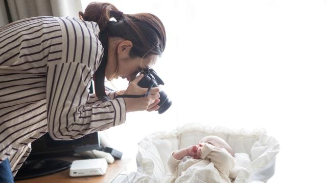 Bolehkah Bayi Difoto Pakai Flash? (231654)