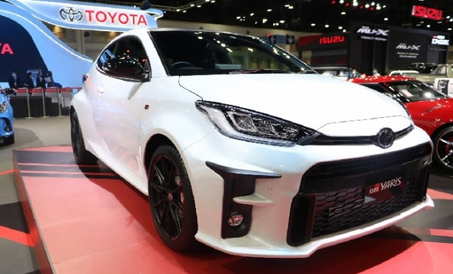 Toyota GR Yaris Resmi Dijual di Thailand, Indonesia Kapan? (121940)