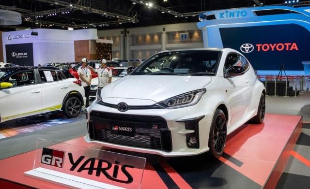 Toyota GR Yaris Resmi Dijual di Thailand, Indonesia Kapan? (121937)