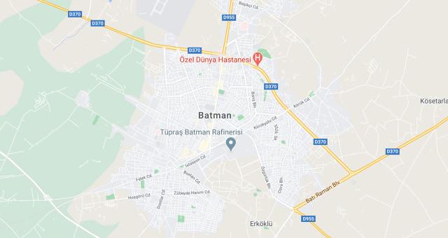 Unik! Kota Batman Sungguhan Ternyata Ada di Turki (203226)