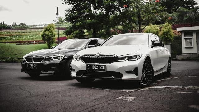 Kumparan Test Drive: Geber BMW 320i Sport di Medan Sesungguhnya (30952)