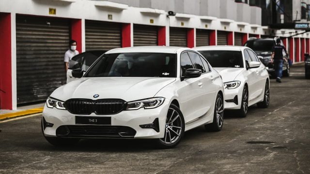 Kumparan Test Drive: Geber BMW 320i Sport di Medan Sesungguhnya (30947)