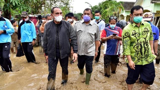 Banjir di Kota Medan, 3 Orang Meninggal dan 3 Hilang  (447)
