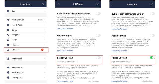 Cara Bikin Folder di Line Supaya Chat Gampang Dicari (83053)