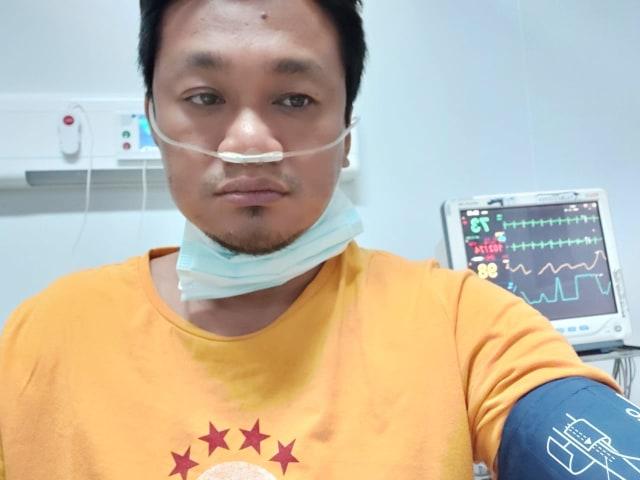 Kisah dr Sriyanto Penyintas Corona: Merasa Hampir Meninggal, Terbantu Plasma (29019)