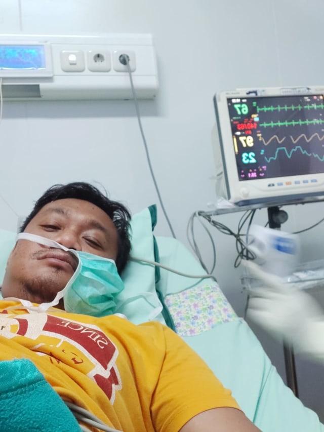 Kisah dr Sriyanto Penyintas Corona: Merasa Hampir Meninggal, Terbantu Plasma (29016)