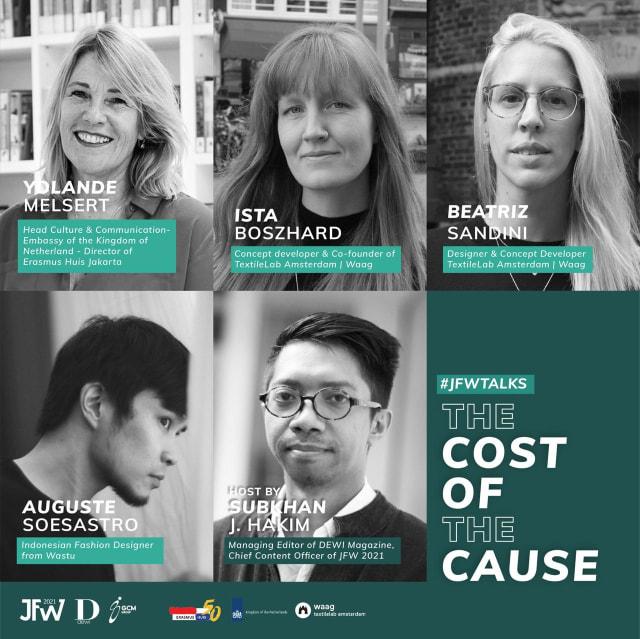 JFW 2021: Jalan Panjang Mode demi Tak Merusak Dunia (13730)