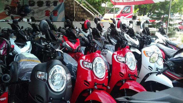 Lebih Murah, Yamaha Fino Bekas Lebih Laku Ketimbang Honda Scoopy (14159)