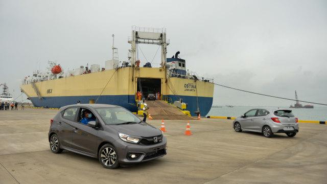 Foto: Menhub Cek Kesiapan Operasional Pelabuhan Patimban di Subang (28292)