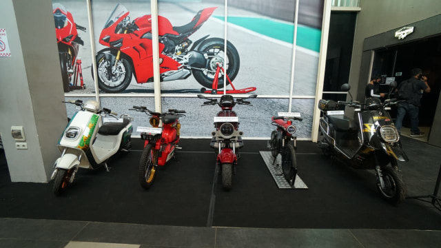 IIMS Motobike Hybrid Show 2020 Digelar, Ada Pameran hingga Lelang Sepeda Motor (135013)