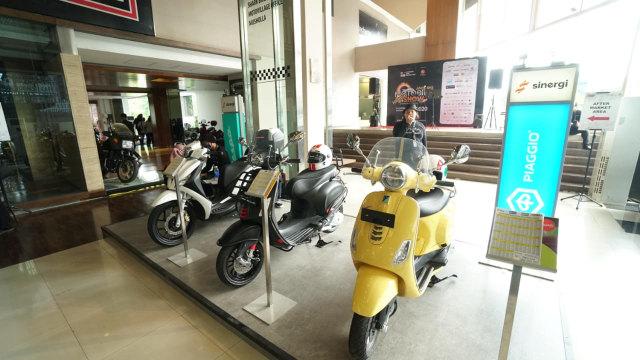IIMS Motobike Hybrid Show 2020 Digelar, Ada Pameran hingga Lelang Sepeda Motor (135008)