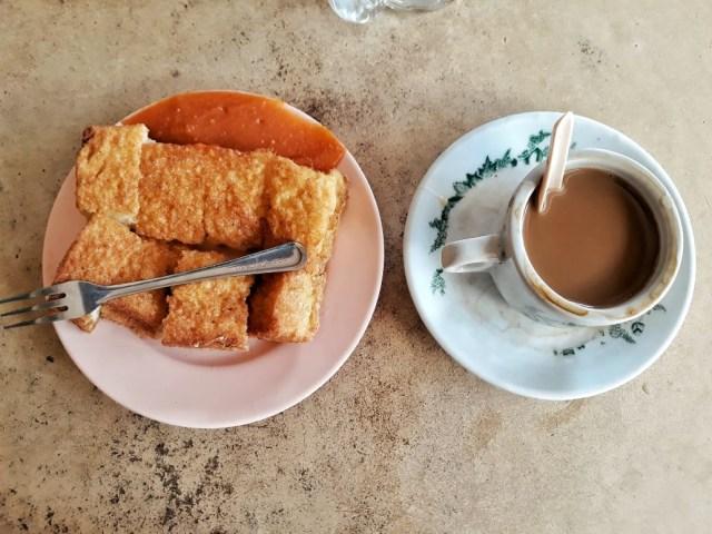 Roti Goreng Srikaya, Kuliner Wajib di Kabupaten Karimun (49706)