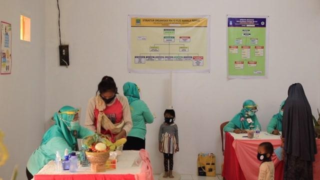 Pentingnya Tetap Bawa Bayi dan Anak Balita ke Posyandu di Masa Pandemi (220904)