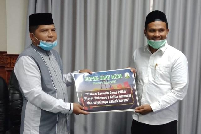 100 Stiker Haram Main Game PUBG dan Judi Online Akan Ditempel ke Warkop di Aceh (25558)
