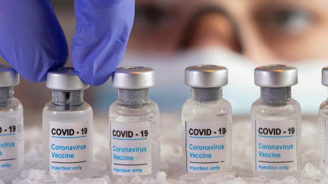 Daftar Sejumlah Daerah yang Teriak Kehabisan Vaksin Corona (27888)