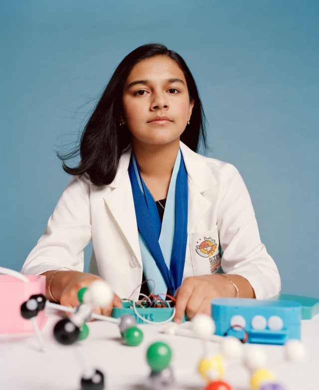 Gitanjali Rao, Remaja Perempuan 15 Tahun yang Dinobatkan Sebagai Kid of the Year (44324)