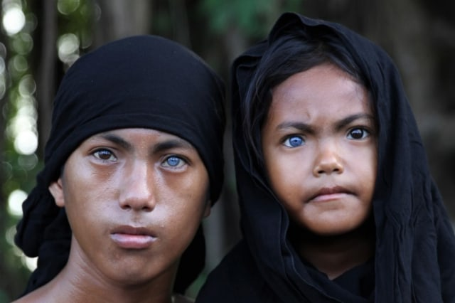 3 Suku Bangsa di Indonesia yang Punya Mata Biru, Unik! (77284)