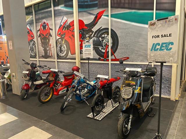 Kontes Modifikasi Motor Listrik di IIMS Motobike Show 2020  (11553)
