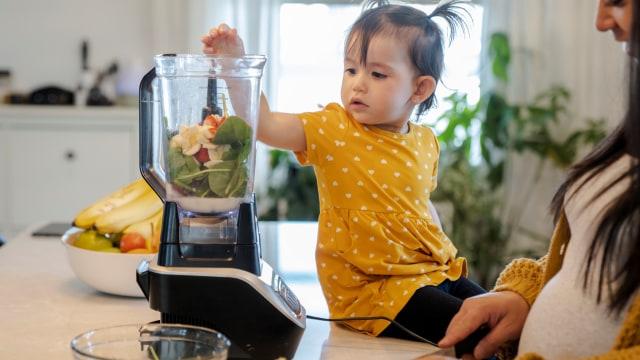 Daftar Perlengkapan untuk Masak MPASI Bayi (13145)