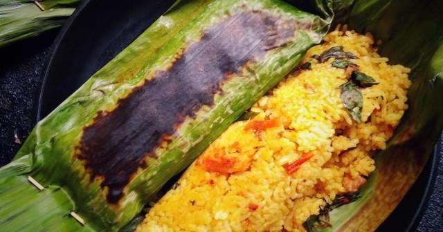 Resep Nasi Kuning Bakar Spesial Buat Sajian Tahun Baru (85886)