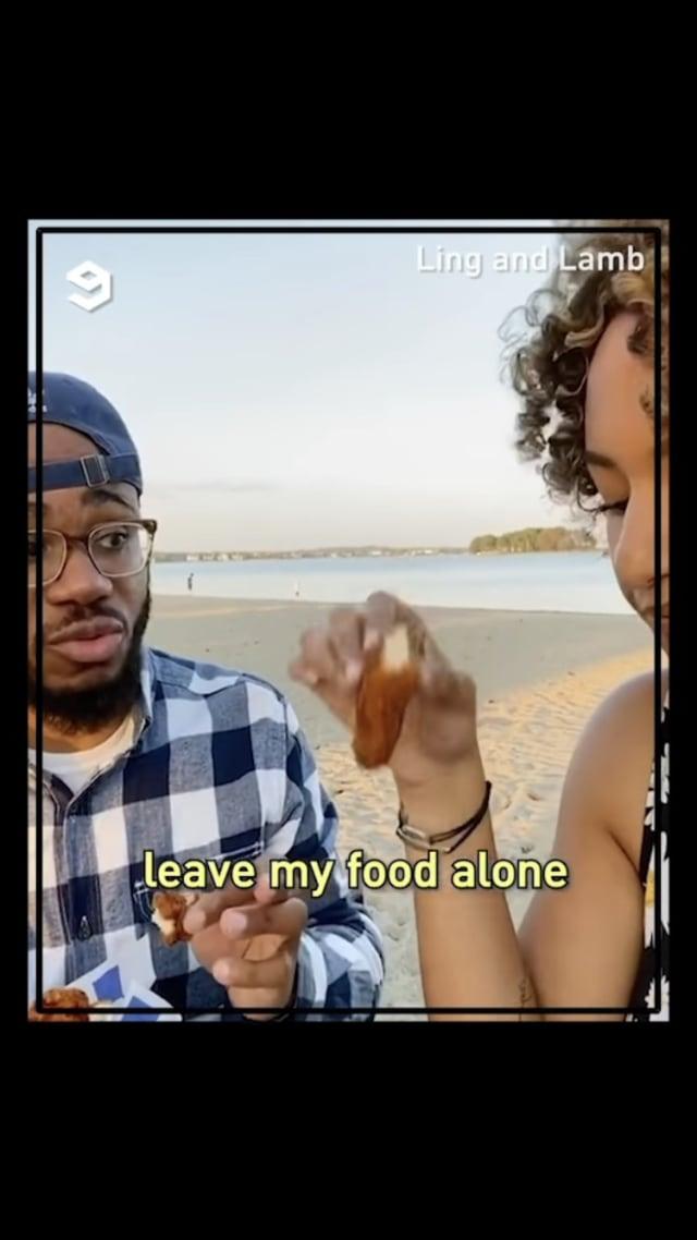 Kocak! Pasutri Ini Debat soal Budaya Makan Jagung ala Amerika dan Nigeria (420714)