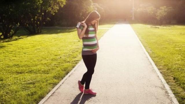 5 Manfaat Jalan Kaki untuk Ibu Hamil (6490)