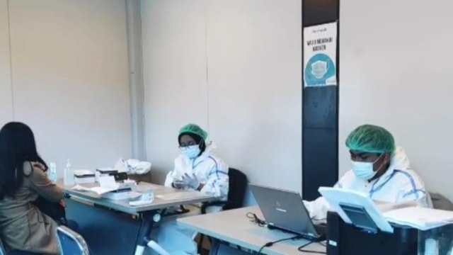 Kabar Baik: Tarif Rapid Test dan Swab Test di Bandara Soekarno-Hatta Turun (131064)
