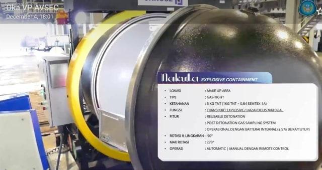 AP II Buka Fasilitas Rapid Test dan Pasang Sistem Anti Ledakan di Bandara Soetta (84812)