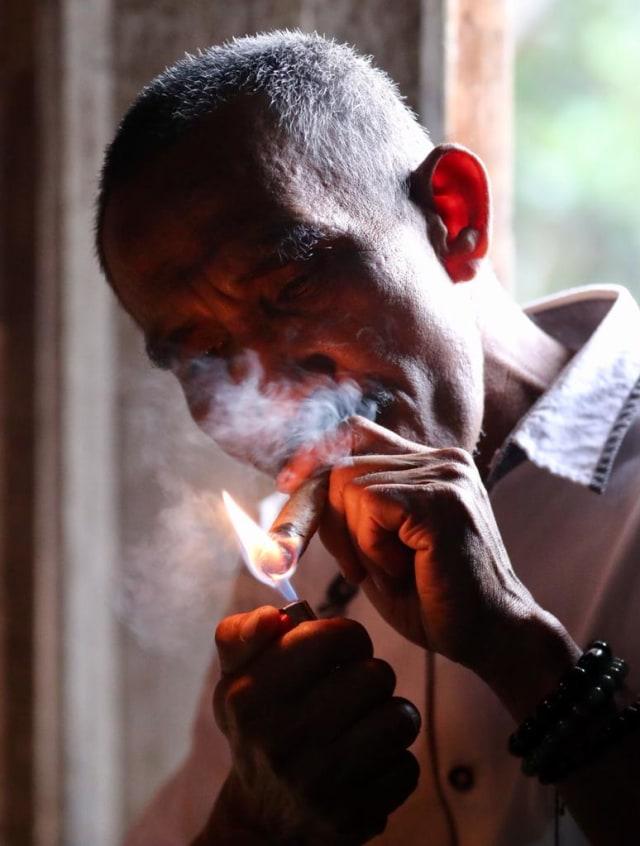Foto: Kisah di Balik Cerutu Gayo dengan Tembakau 42 Aroma  (14489)