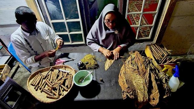 Foto: Kisah di Balik Cerutu Gayo dengan Tembakau 42 Aroma  (14493)