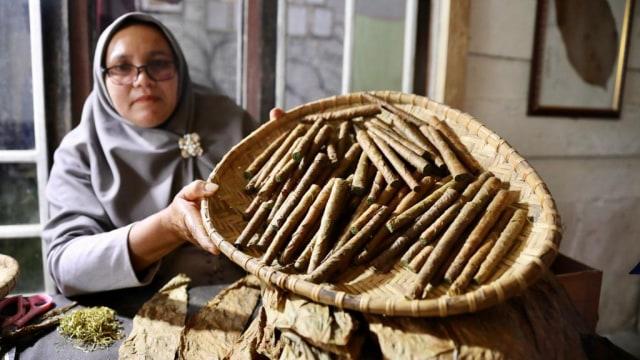 Foto: Kisah di Balik Cerutu Gayo dengan Tembakau 42 Aroma  (14497)